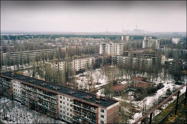 Vista de Pr�pyat