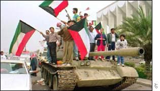 Liberation of Kuwait