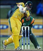 Australia v South Africa (2002)