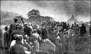 The 1927 eclipse at Giggleswick