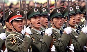 soldiers Macau