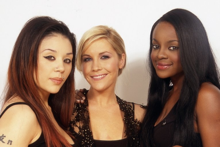 The Sugababes Three
