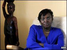 Rwandan opposition leader Victoire Ingabire Umuhoza
