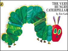 The Very Hu8ngry Caterpillar