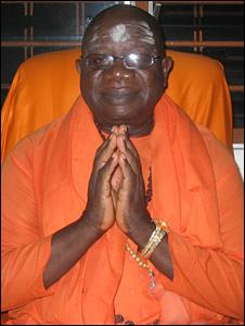 Swami Ghanananda Swaraswati