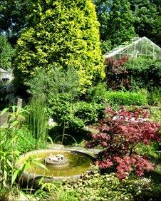 Japanese Garden Meersbrook