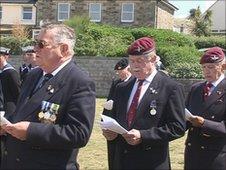 Perranporth Veterans Day
