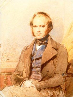 Young Darwin