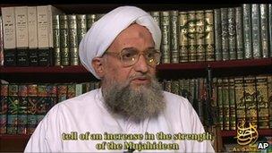 Ayman al-Zawahiri (16 December 2007)