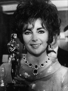 Dame Elizabeth Taylor in 1967
