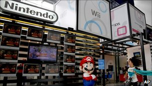 Nintendo, AP