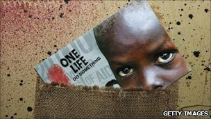 World Vision One Life exhibition