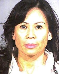 Catherine Kieu Becker (Image: Garden Grove Police Dept)