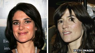 Esther and Bella Freud