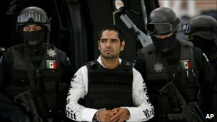Jose Antonio Acosta Hernandez in Mexico City on 31 July 2011