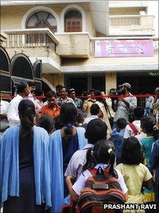 Shiv Shankar Verma's house turned into school