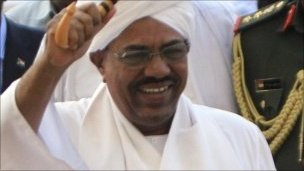 Sudan's President Omar al-Bashir pictured in August 2011