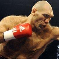 Russian Boxer Punches Siberian Yeti.