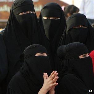 Saudi women (file picture)