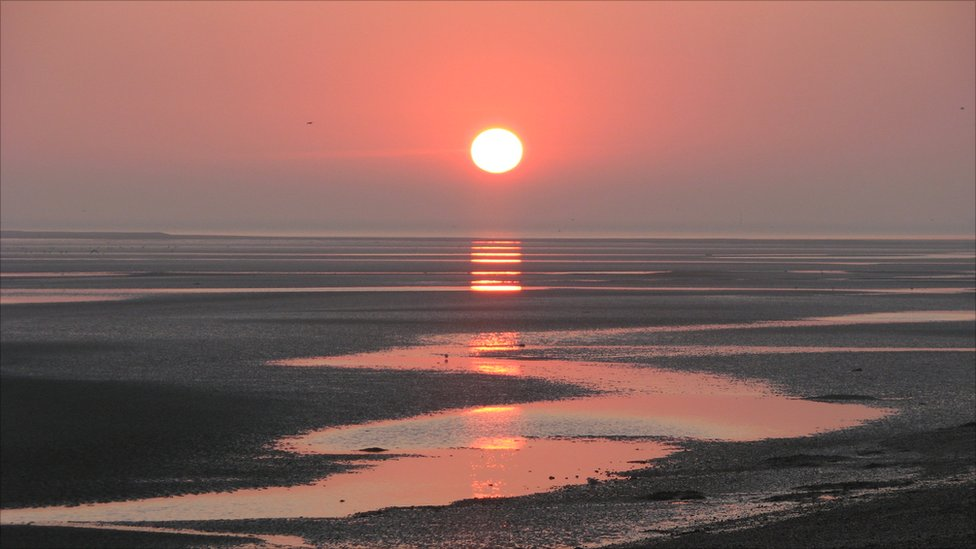 Image result for isle of wight sunrise