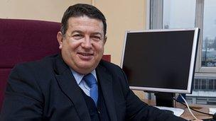 Sergio Bertolucci (Cern)