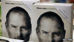 Steve Jobs' biography