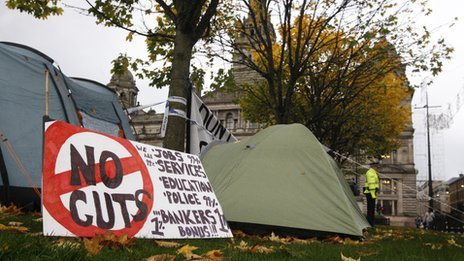 Occupy Glasgow