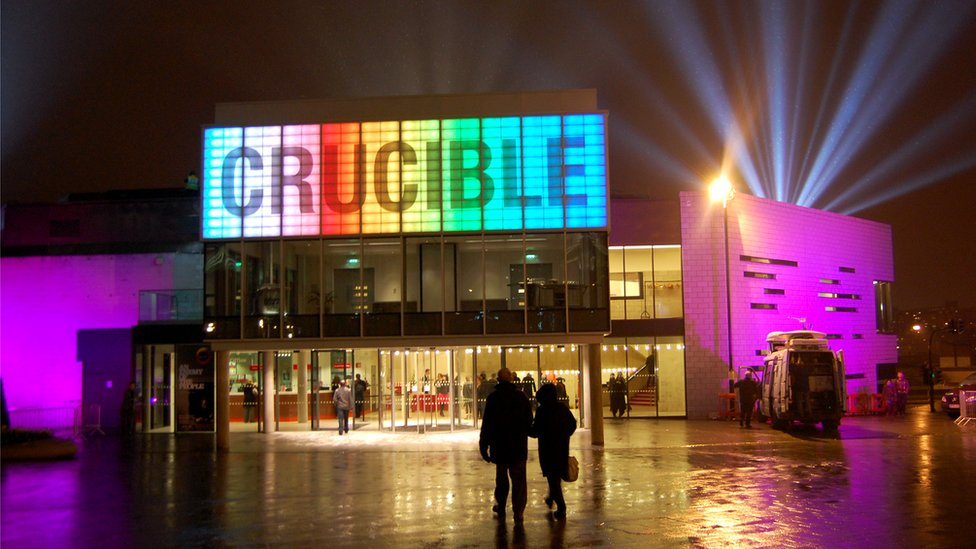 Image result for the crucible sheffield