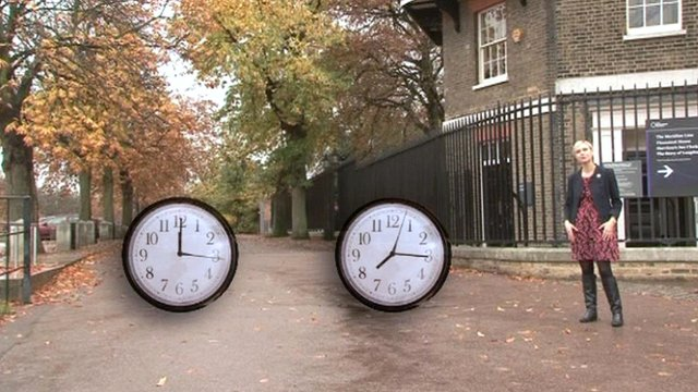 Link to BBC Leap Seconds explanation