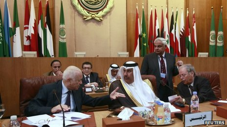 Opposition Meets In Tunisia As Arab Observers Enter Syria And