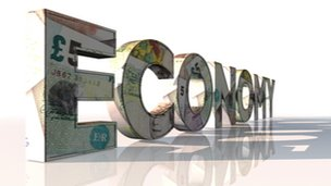 BBC Economy logo