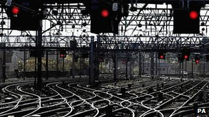 Network Rail says the switch to GSM-R technology will deliver a secure and robust switching system