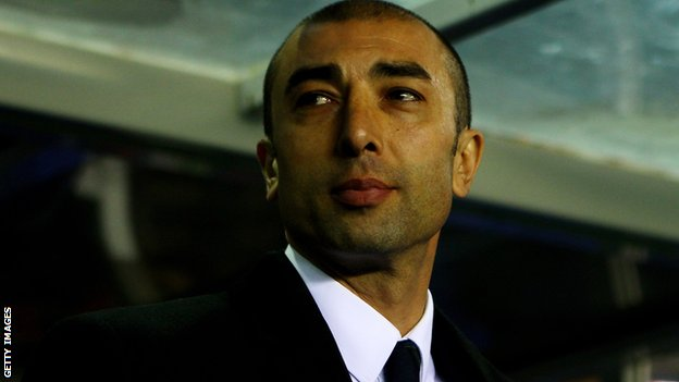RDM in his first Premier League match in interim charge