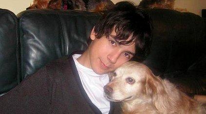 Carlos, human winner of 'Dog's Best Friend'