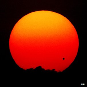 Transit of Venus, 8 June 2004