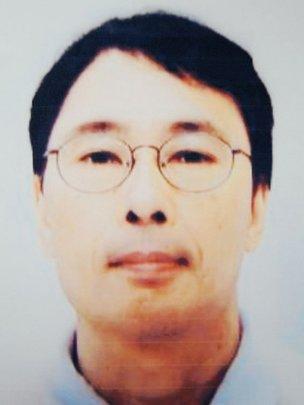 In this undated photo released by Tokyo Metropolitan Police Department Wednesday, June 6, 2012 - Katsuya Takahashi,