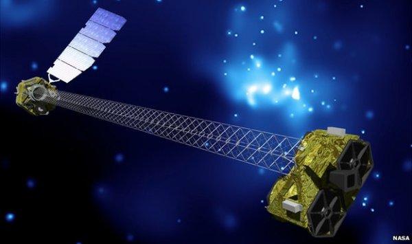 Nasas Nustar Xray telescope rides to orbit BBC News