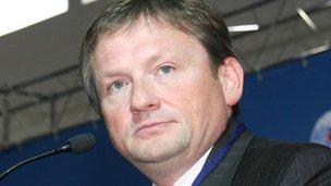 Ombudsman Boris Titov