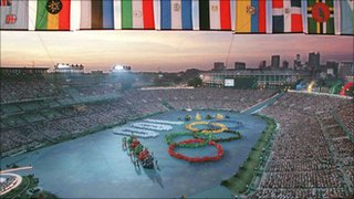 1996 Atlanta Games