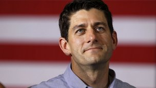 Wisconsin Representative Paul Ryan (12 June 2012)