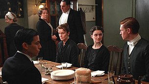 A scene from Downton Abbey - Carnival films/ITV