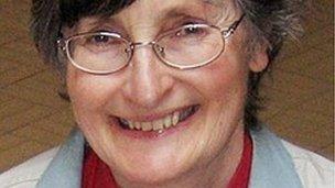 The Rev Janet Appleby