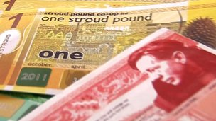 A Stroud Pound