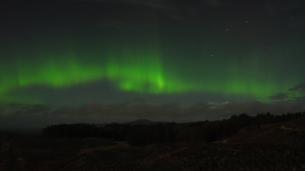 Bbc Northern Lights