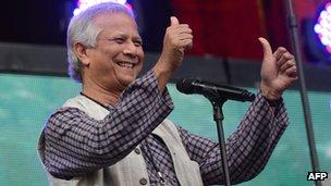 Mohammad Yunus