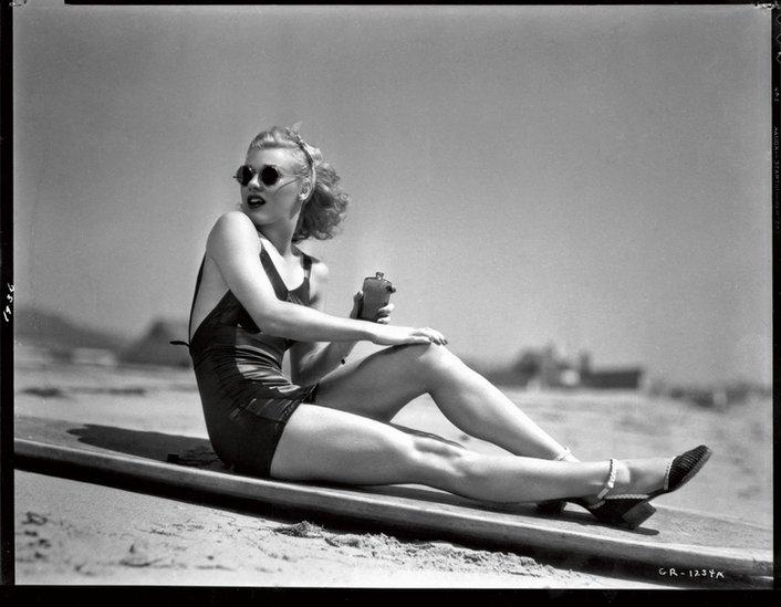 Ginger Rogers, RKO, 1936