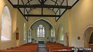 St Peter's Church, East Blatchington