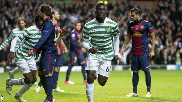 Celtic- FC Barcelona