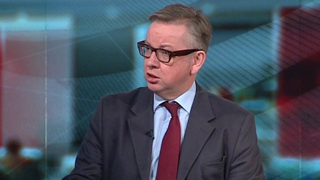 "Education Secretary Michael Gove: ""This decision is arbitrary, ideological, indefensible"" says on idiots from Rotherham  council who removed foster children because the carers were UK independence party supporters"
