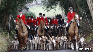 Old Surrey Burstow and West Kent Hunt